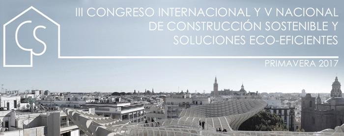 III CONGRESO INTERNACIONAL Y V NACIONAL DE CONSTRUCCION SOSTENIBLE Y SOLUCIONES ECO-EFICIENTES
