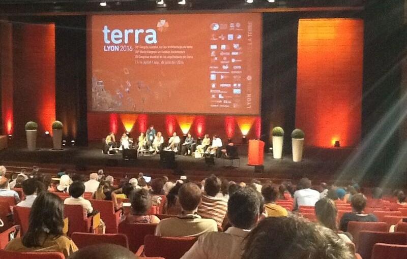 Somos Candidatos al 13th TERRA Congress