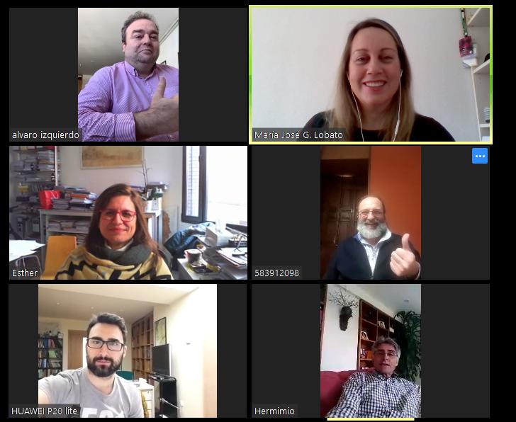 ATENCIÓN A LOS COLEGIADOS-VIDEOCONFERENCIA @ Videoconferencia | León | Castilla y León | España