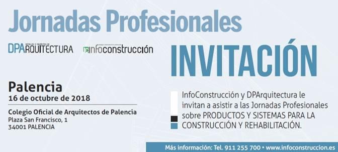 Jornada DPA Arquitectura Delegación de Palencia