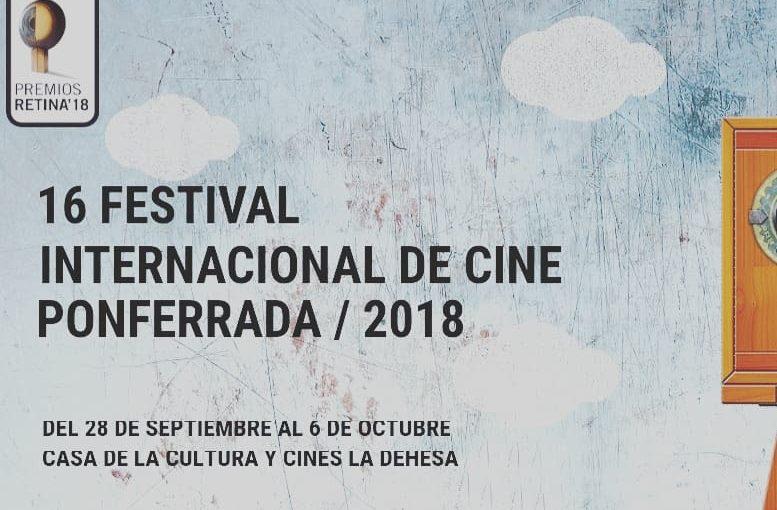 XVI edición del festival Internacional de cine de Ponferrada – Sección de Arquitectura patrocinada por Funcoal