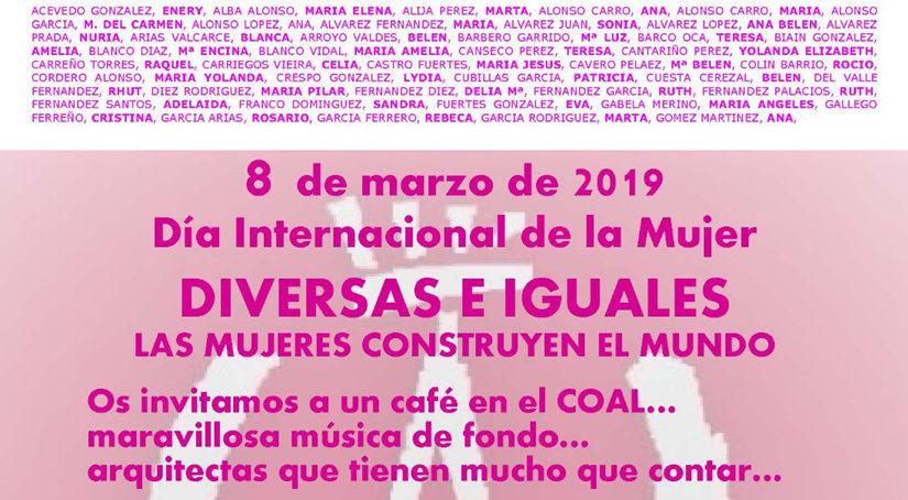 Día Internacional de la Mujer en COAL-LEÓN.
