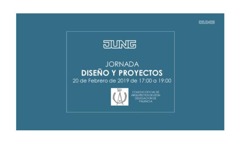 Jornada Diseño y Proyecto JUNG IBERICA