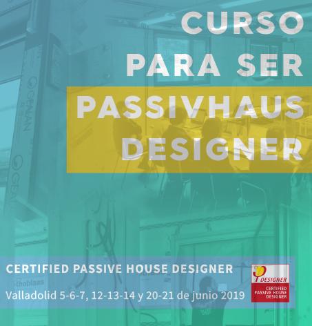Curso Certificado PassivHaus Designer