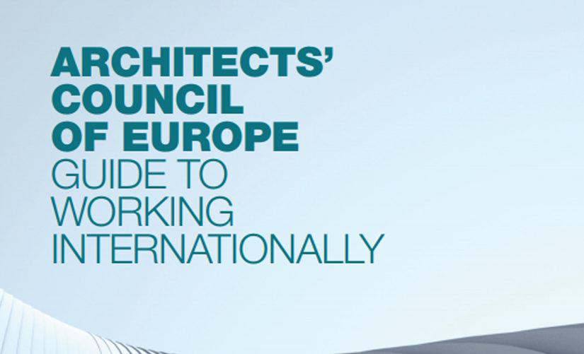 Guía para la exportación de servicios de Arquitectura del CAE