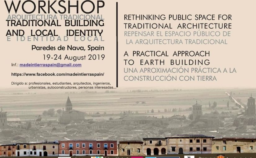 Reseñas en prensa Workshop «Arquitectura e Identidad Local» Paredes de Nava