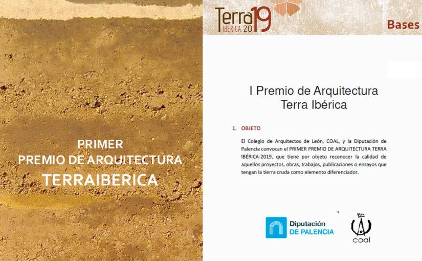 I Premio Arquitectura Terra Ibérica