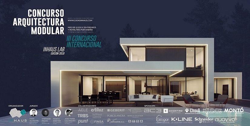 "III Concurso inHAUS LAB ""Diseña tu casa modular"""