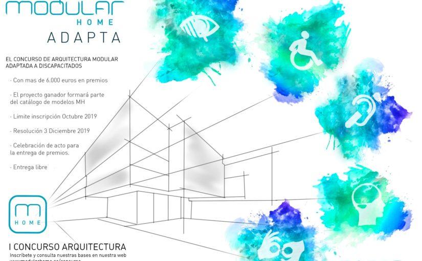 Concurso de Arquitectura Modular Home-Adapta