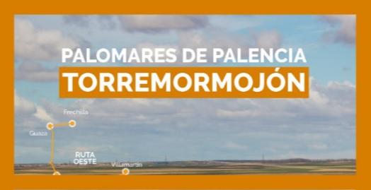 """""""Palomares de Palencia"""" en Torremormojón"""