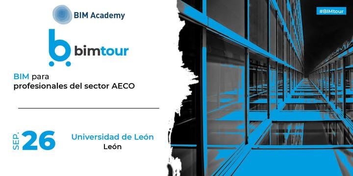 BIM para profesionales del sector AECO, León 26 Septiembre