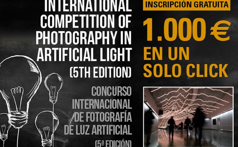 V Edición Concurso Internacional de Fotografía para profesionales y estudiantes