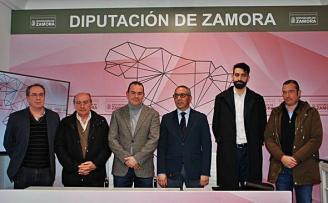 Diputación y colegios profesionales firman un acuerdo para agilizar las licencias