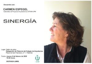 SINERGÍA. Encuentro con Carmen Espegel @ COAL DELEGACIÓN DE PALENCIA | Palencia | Castilla y León | España