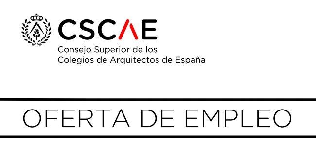 Concurso para la contratación de un Coordinador para el Congreso de Arquitectura 2020