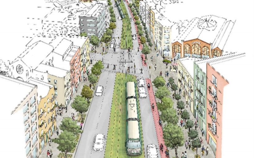 Área Metropolitana de Barcelona-Concurso de ideas