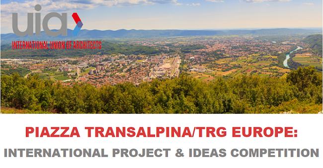 Concurso internacional de ideas y proyecto en Italia y Eslovenia