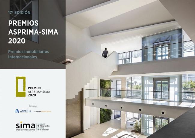 17ª EDICION Premios ASPRIMA-SIMA 2020