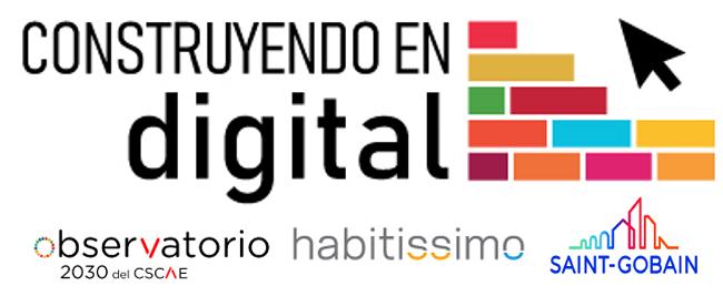 Nueva iniciativa del Observatorio 2030 del CSCAE: Construyendo en Digital