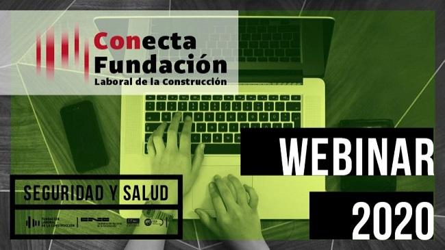 Jornadas On Line gratuitas de la Fundación Laboral sobre Seguridad en la Construcción