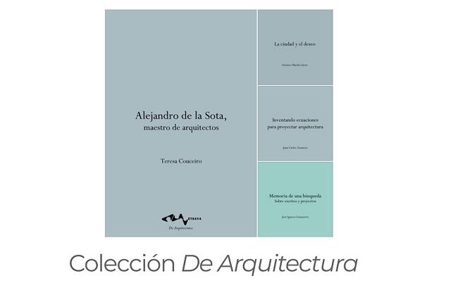 "Colección ""De Arquitectura"""