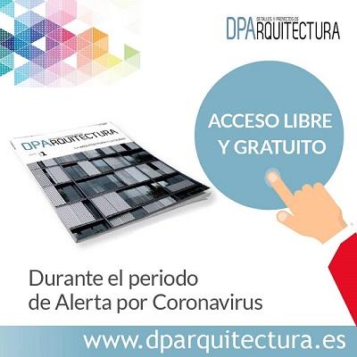 Revistas DPA ARQUITECTURA en abierto y completamente gratis