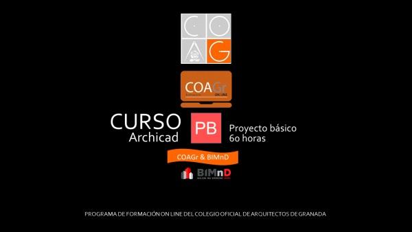 Curso BIM_ARCHICAD Proyecto básico 60 horas