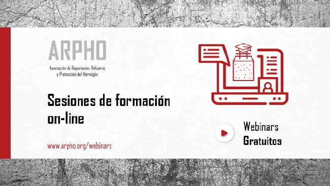 ARPHO: nuevas sesiones de webinars gratuitos