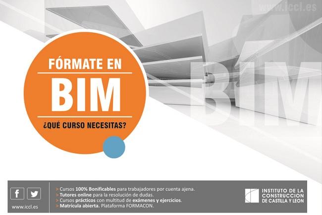 ICCL-Fórmate en BIM – ¿Qué curso necesitas?