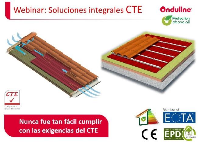 Webinar: CYPE – ONDULINE – VELUX – Cubiertas inclinadas: diseño, eficiencia energética y sostenibilidad