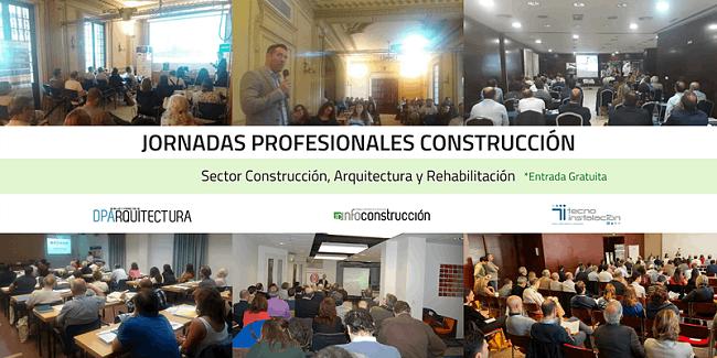 Jornada en Salamanca de INFOCONSTRUCCIÓN y DPARQUITECTURA (aplazada al 15 de diciembre)