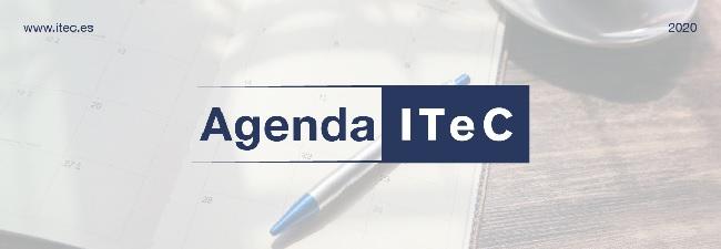 Agenda ITeC: octubre – noviembre – diciembre