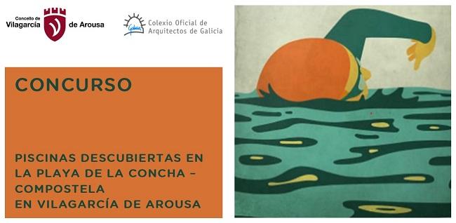 Concurso de Piscinas descubiertas en Vilagarcía de Arousa – Pontevedra