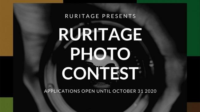 Concurso de fotografía RURITAGE