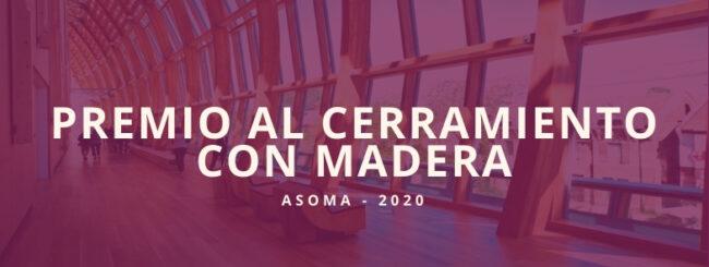 Premios al Mejor Cerramiento con Madera 2020
