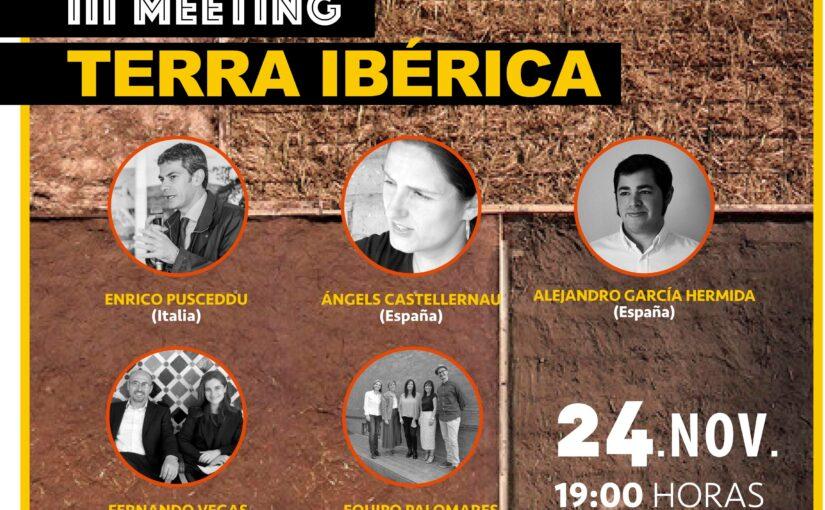 III Meeting Terra Ibérica