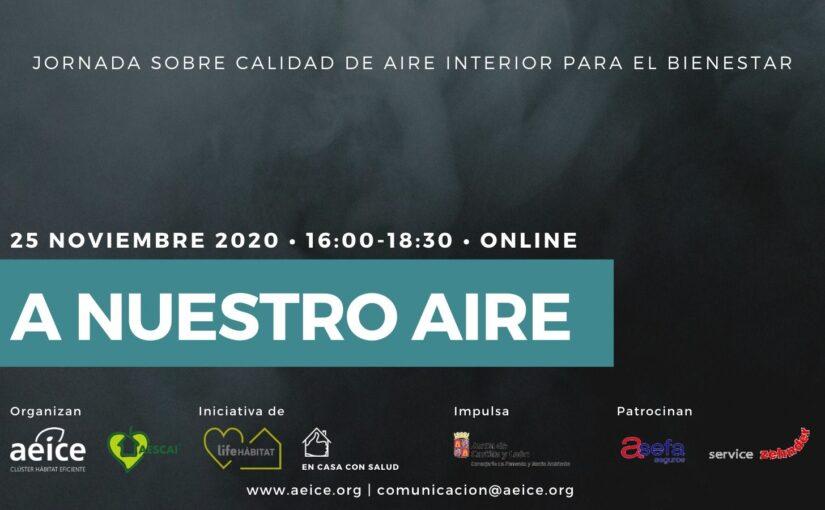 Jornada AEICE: A nuestro aire