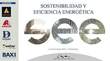 Jornadas COAA sobre Sostenibilidad y Eficiencia Energética