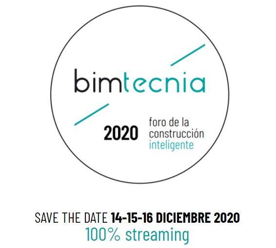 BIMTECNIA 2020   Foro Construcción Inteligente