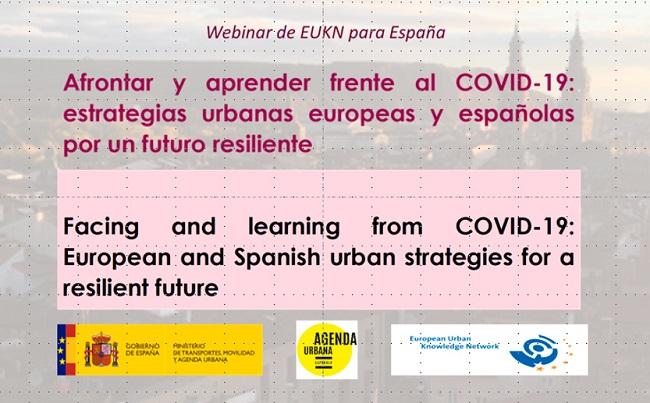 Seminario MITMA-EUKN: Afrontar y aprender frente al COVID-19