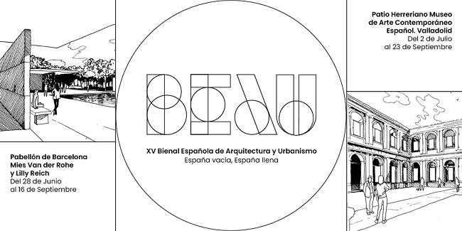 Catálogo XV Bienal Española de Arquitectura y Urbanismo