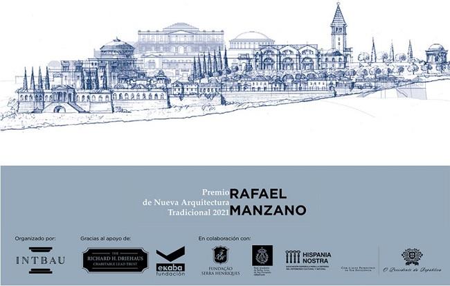 X convocatoria del Premio Rafael Manzano de Nueva Arquitectura Tradicional
