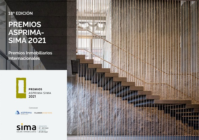 18ª EDICION Premios ASPRIMA-SIMA 2021