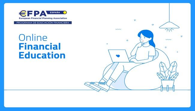 8ª Sesión – Talleres Online Programa EFPA de educación financiera VII edición. 24 junio