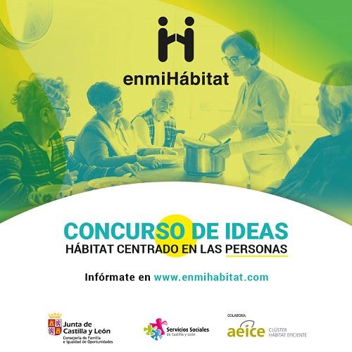 """Concurso de ideas """"Hábitat centrado en las personas"""""""