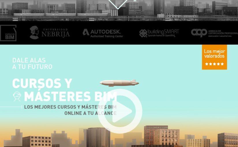 Espacio BIM: Ciclo de Seminarios (gratis) en Octubre