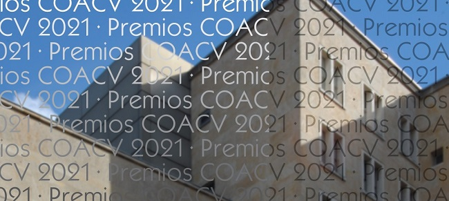 CONVOCATORIA PREMIOS DE ARQUITECTURA COACV 2021