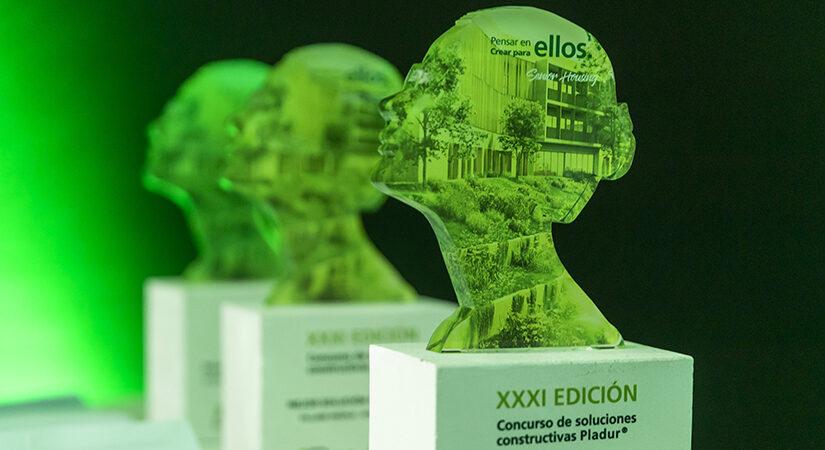 Premiados XXXI Concurso internacional de Soluciones Constructivas Pladur®