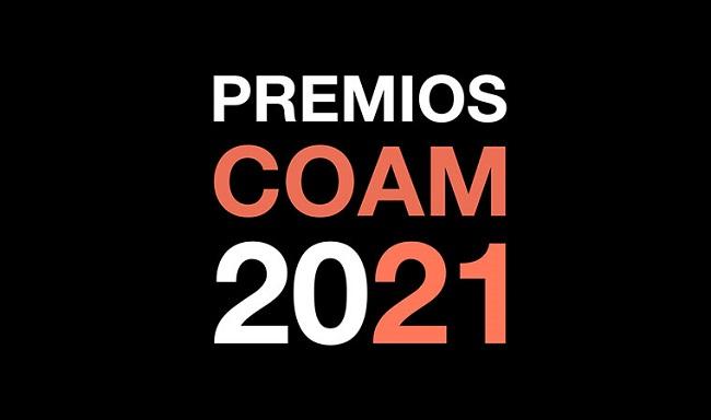 Convocatoria PREMIOS COAM 2021