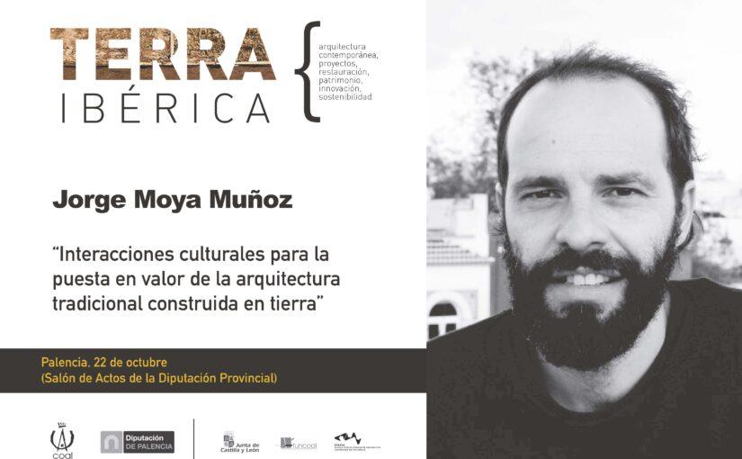 IV Meeting #TerraIberica Jorge Moya Muñoz